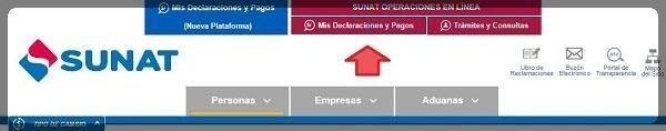 Cómo llenar el formulario 1683 Sunat Perú