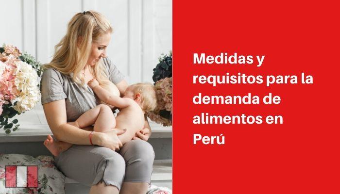 Demanda de comida peruana