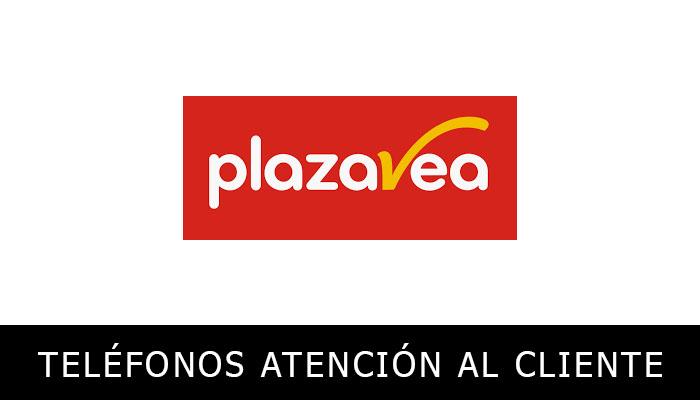 Teléfono PlazaVea