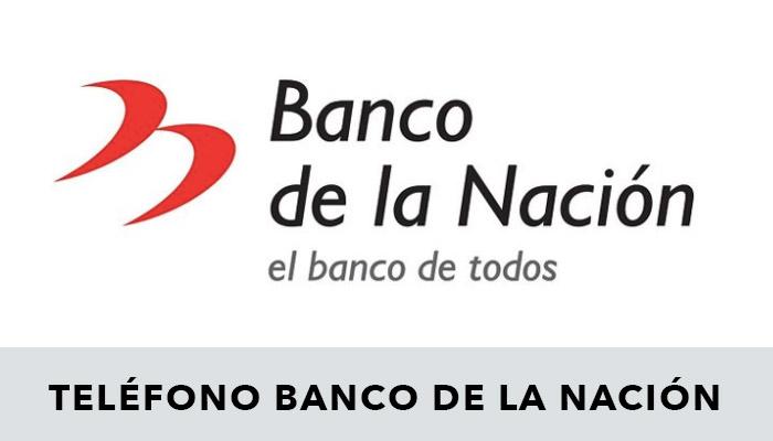 Número de teléfono del Banco Nación