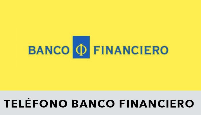 Número de teléfono del Banco Financiero