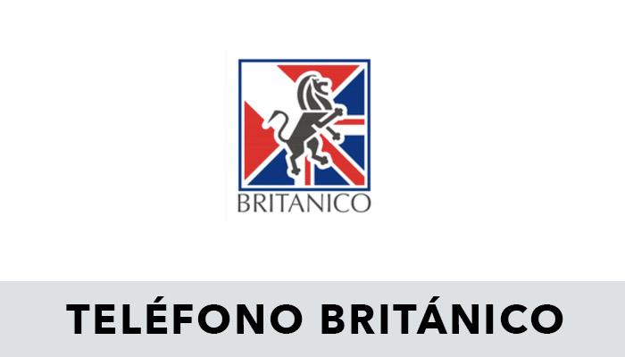Teléfono británico